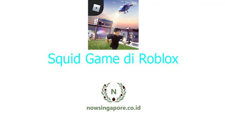Cara Main Squid Game di Roblox