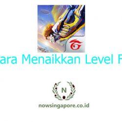 Cara Menaikkan Level FF Dengan Cepat