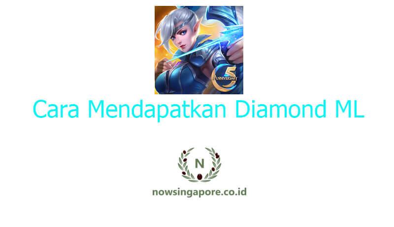 Cara Mendapatkan Diamond ML