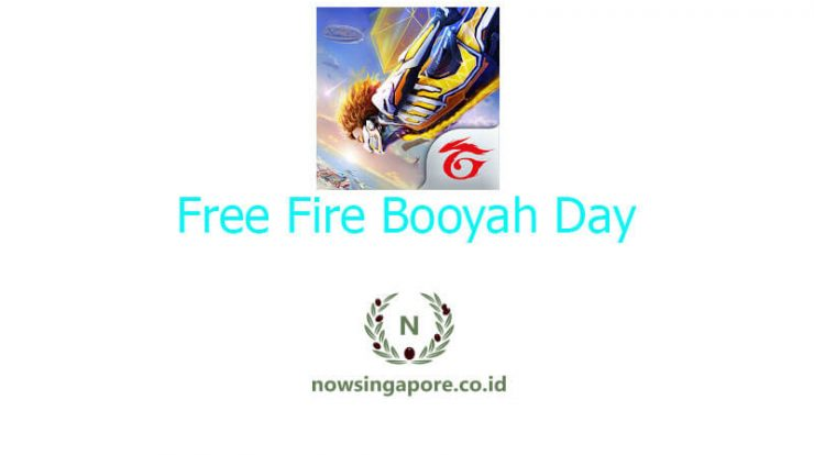 Free Fire Booyah Day