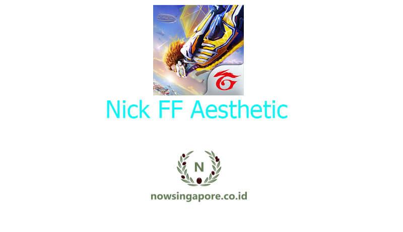 Nick FF Aesthetic